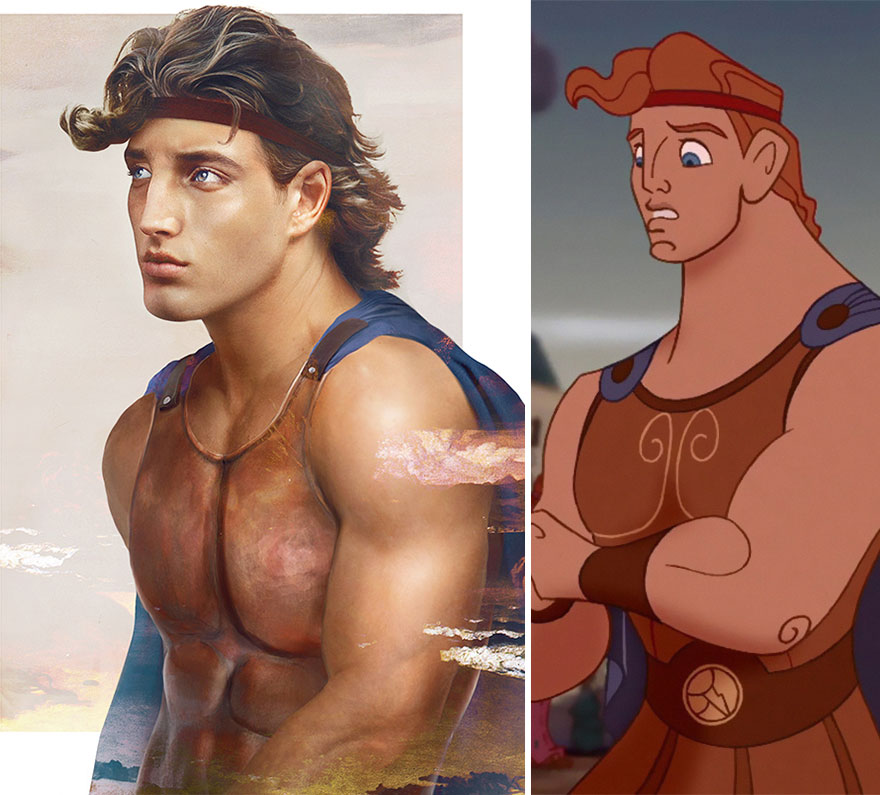 How Disney Princes would look in real life - GeorgianJournal