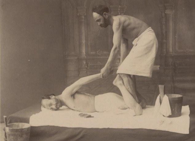 Erotic massage in georgia
