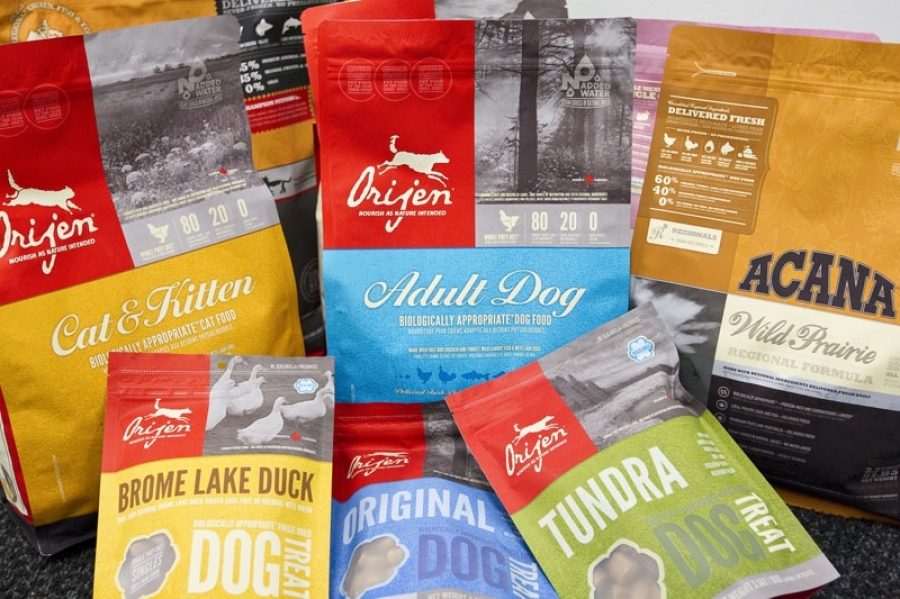 Abound Dog Food Recall