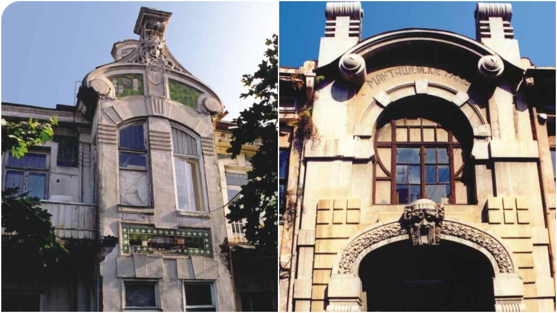 Tbilisi S Rare Art Nouveau Buildings At Risk Georgianjournal