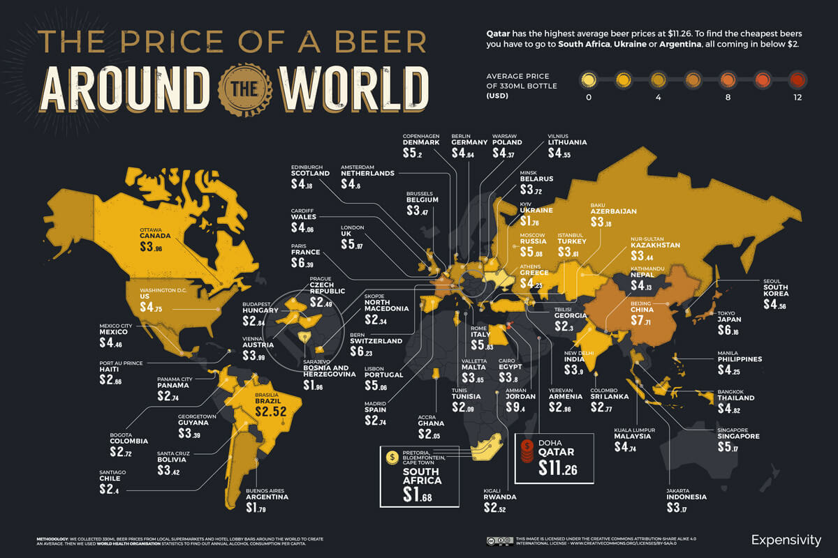 Study: Georgia Offers One of the Cheapest Beer Prices Across the World